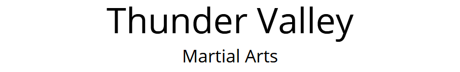 ThunderValleyMartialArts